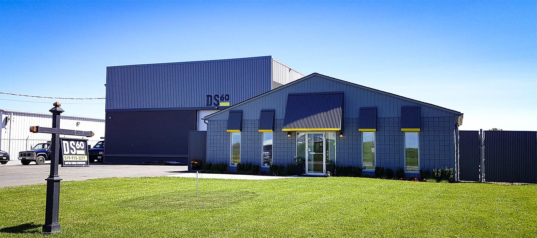 DS60 building